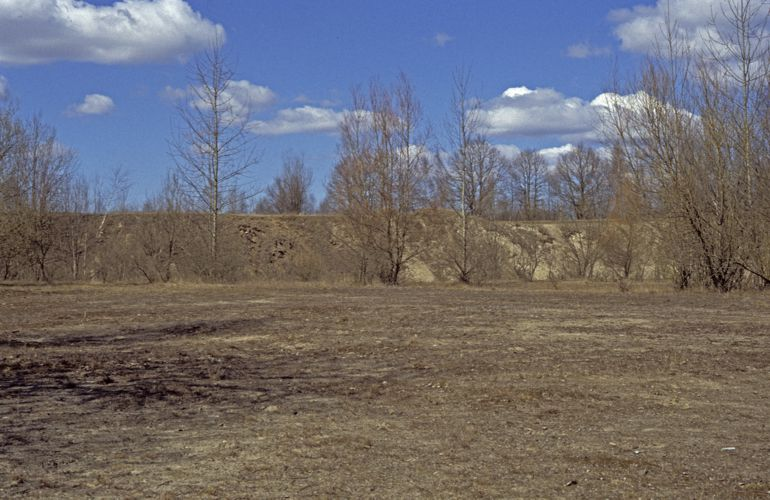 Sandgebiet